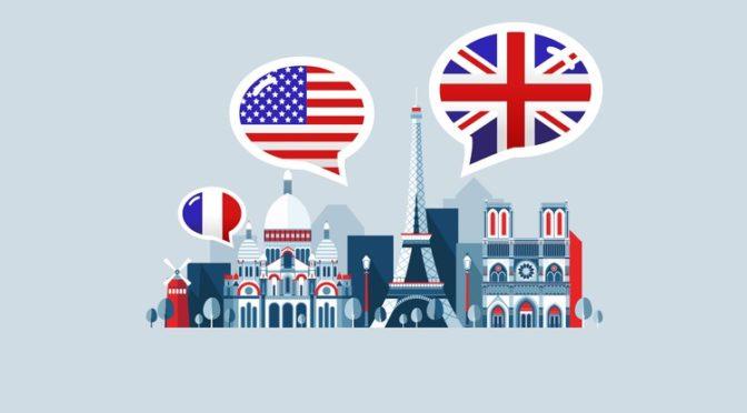 Kursevi engleskog i nemackog jezika