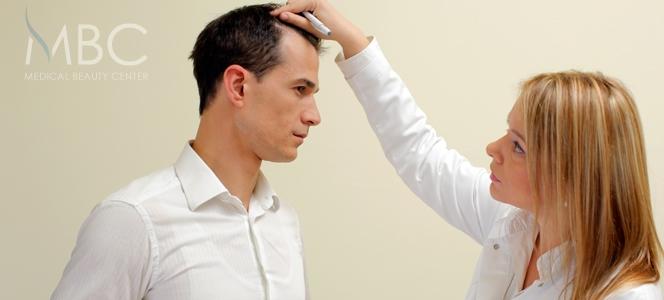 Opadanje kose i klinike za presadjivanje kose